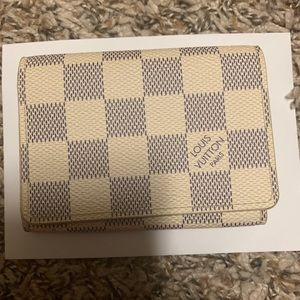 Louis Vuitton Card Holder/Pocket Organizer